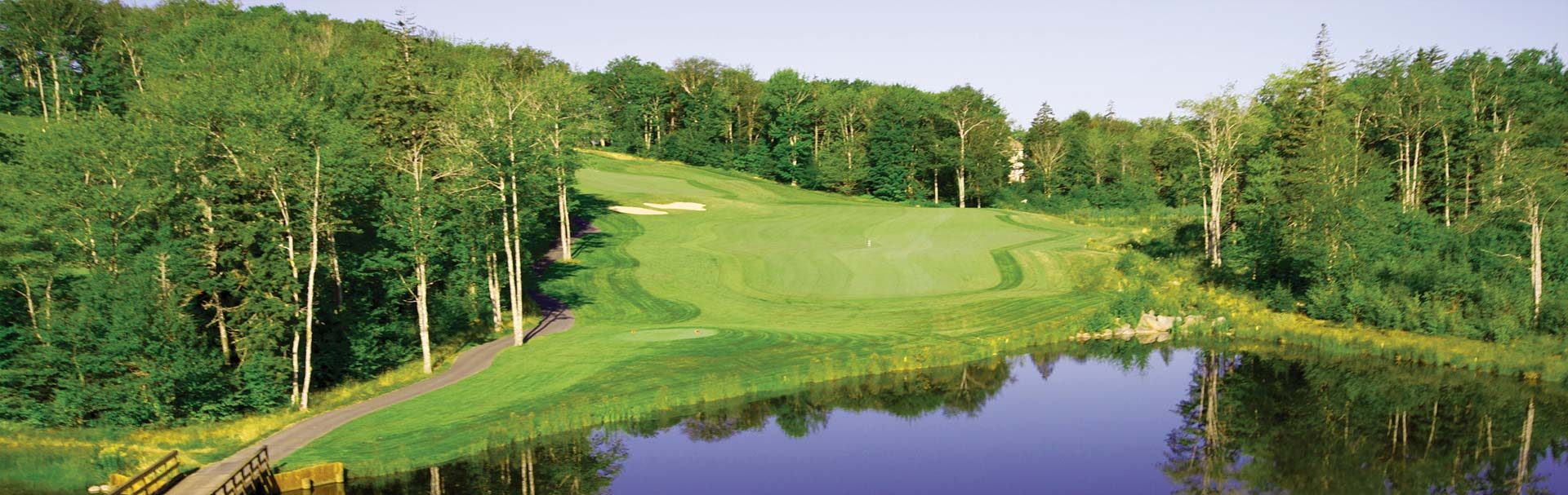 Glen Arbour's award winning championship course.